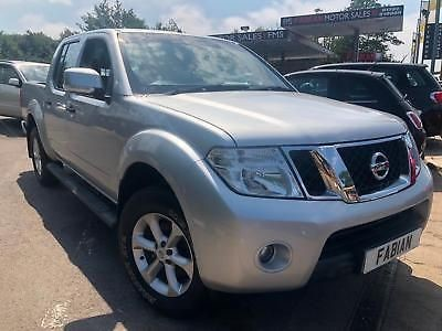 used Nissan Navara DCI ACENTA 4X4 SHR DCB in neath-south-wales