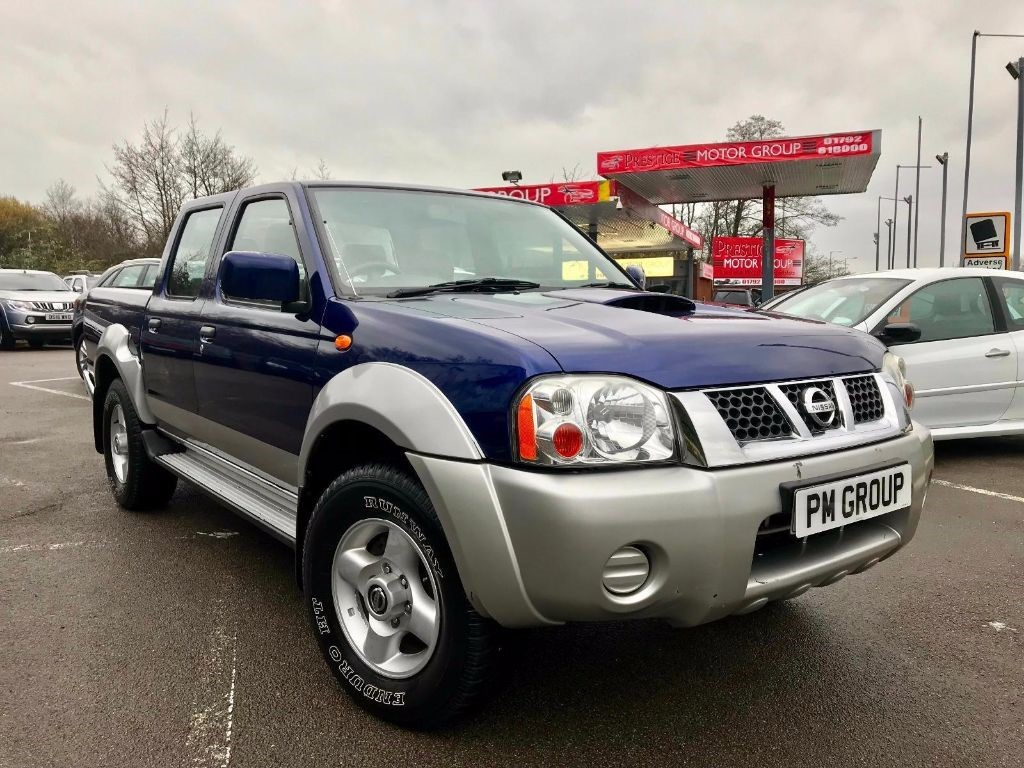 used Nissan Navara 2.5dci in neath-south-wales