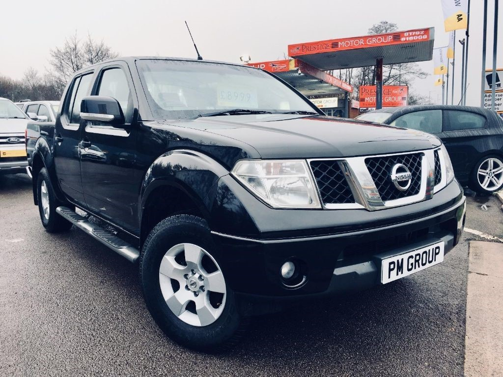 used Nissan Navara Acenta in neath-south-wales