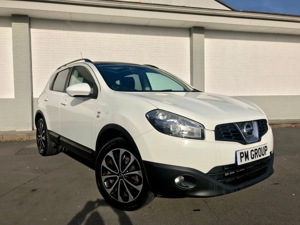 used Nissan Qashqai dCi 360 5dr in neath-south-wales