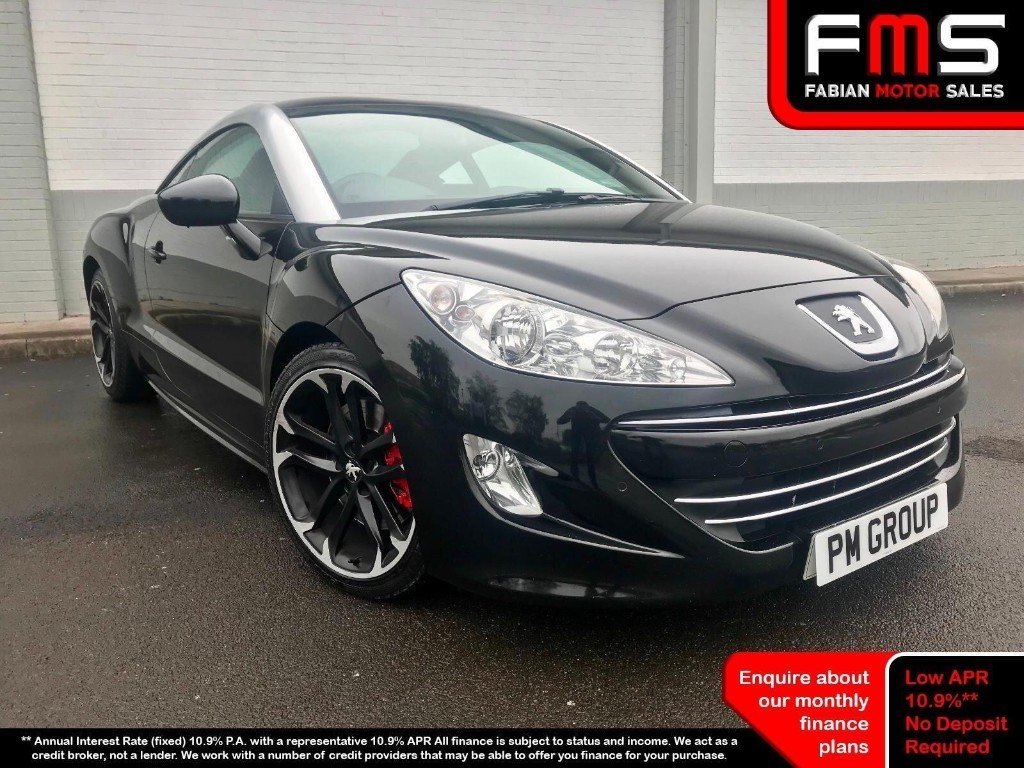 used Peugeot RCZ HDi GT 2dr in neath-south-wales