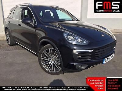 used Porsche Cayenne D V8 S TIPTRONIC S in neath-south-wales