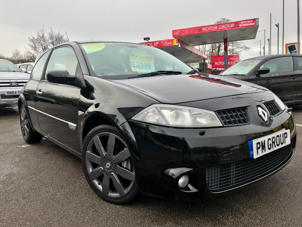 used Renault Megane RENAULTSPORT 225 in neath-south-wales