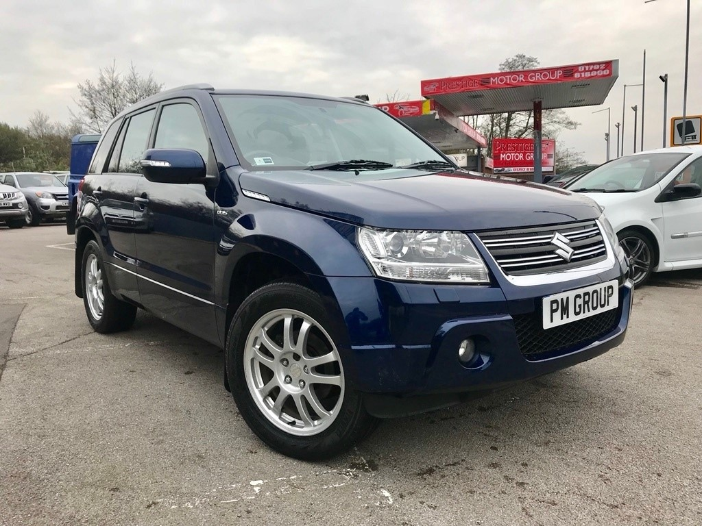 used Suzuki Grand Vitara 1.9 DDiS SZ-T 5dr in neath-south-wales