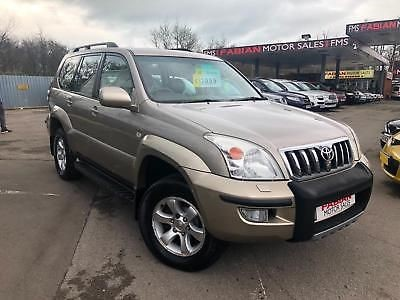 used Toyota Land Cruiser COLORADO LC4 8-SEATS D-4D in neath-south-wales