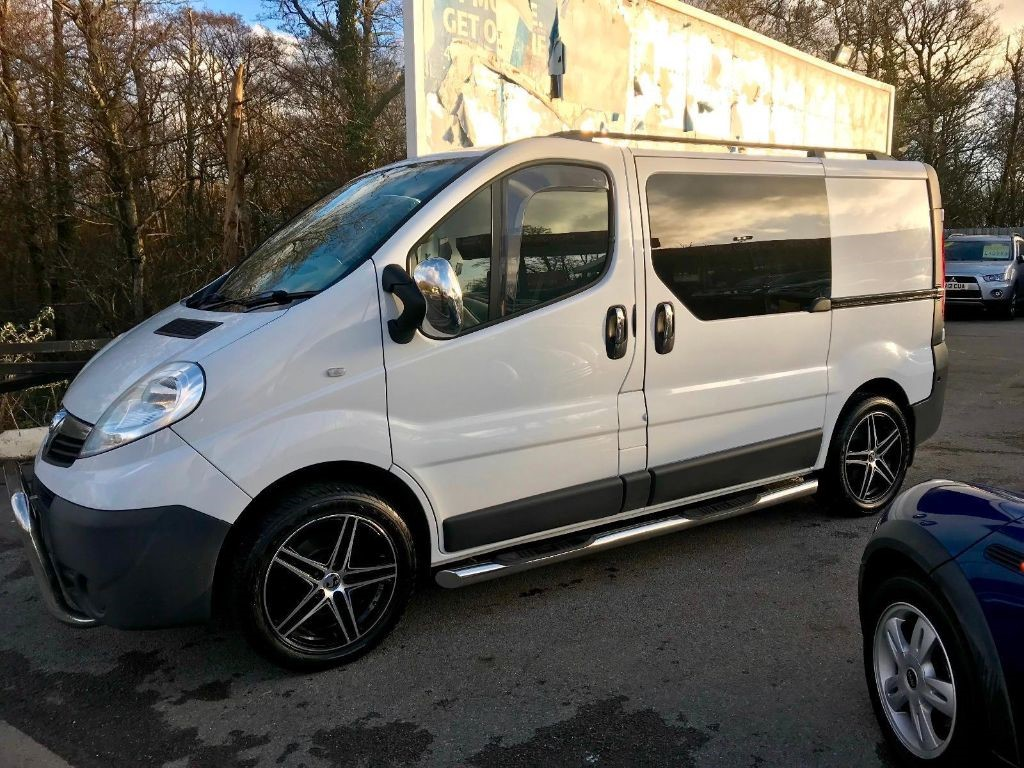 used Vauxhall Vivaro 2700 CDTI in neath-south-wales