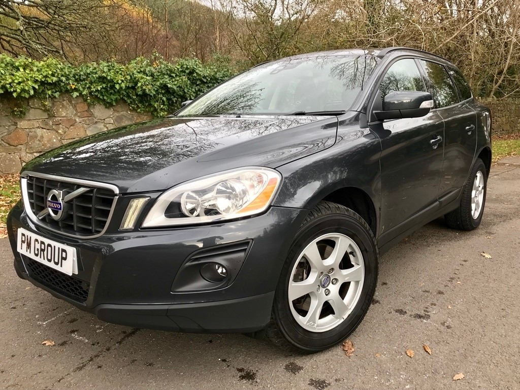 used Volvo XC60 D5 S AWD 5dr in neath-south-wales