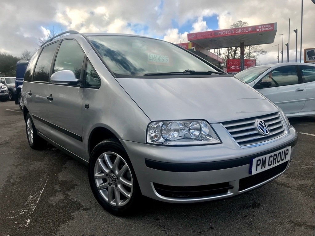used VW Sharan TDI SE 5dr in neath-south-wales