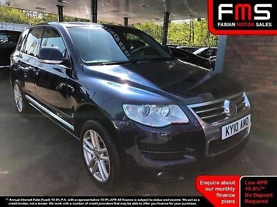 used VW Touareg V6 ALTITUDE TDI in neath-south-wales