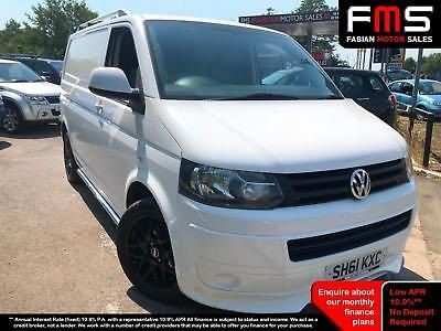 used VW Transporter T28 TDI in neath-south-wales