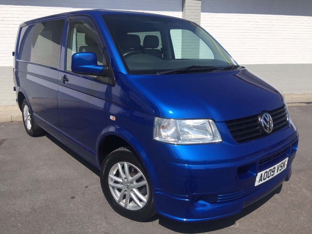 used VW Transporter TDI PD T28 Panel Van 4dr (SWB) in neath-south-wales