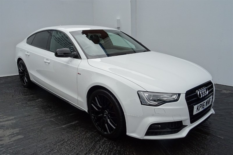 used Audi A5 TDI S LINE BLACK EDITION PLUS in wolverhampton-westmidlands