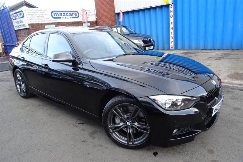used BMW 335d XDRIVE M SPORT in wolverhampton