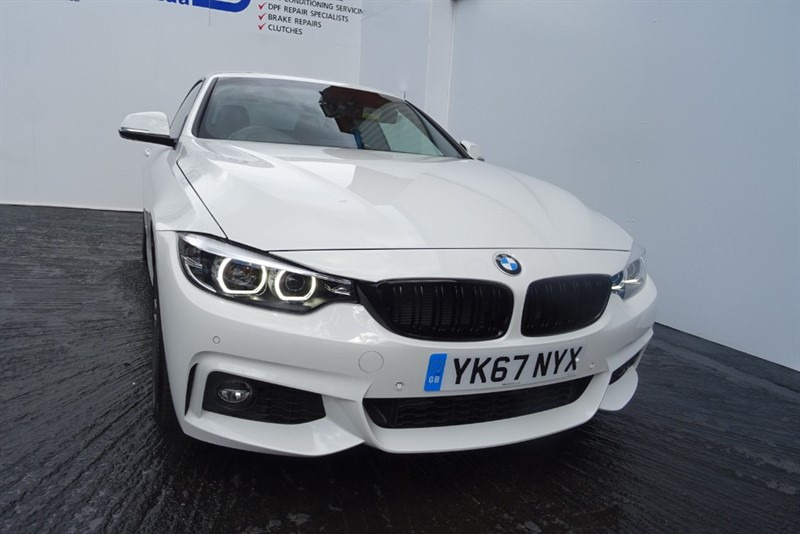 used BMW 420d M Sport Convertible in wolverhampton-westmidlands