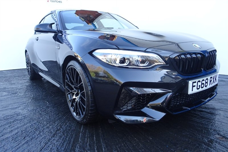 used BMW M2 COMPETITION in wolverhampton-westmidlands