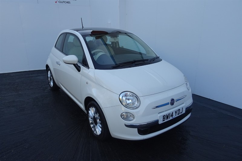 used Fiat 500 LOUNGE in wolverhampton-westmidlands