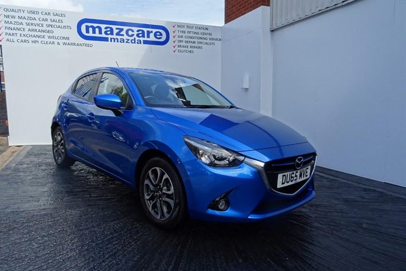 used Mazda Mazda2 Sport Nav in wolverhampton-westmidlands