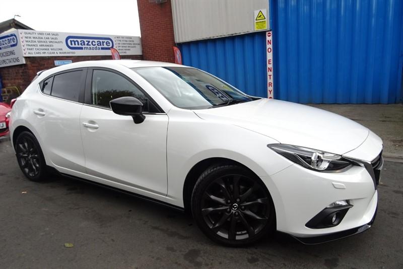 used Mazda Mazda3 SPORT BLACK in wolverhampton