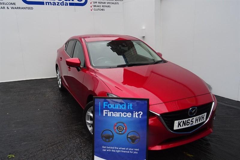 used Mazda Mazda3 SPORT NAV in wolverhampton-westmidlands