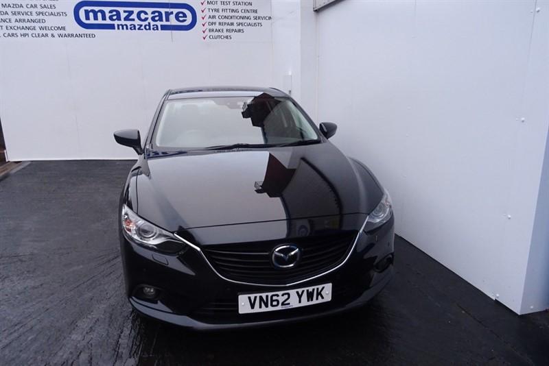used Mazda Mazda6 SPORT NAV in wolverhampton-westmidlands