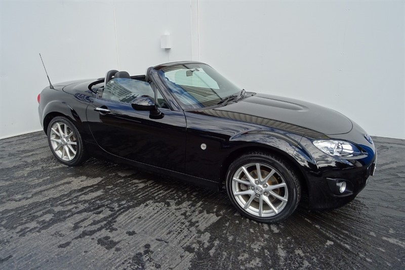 used Mazda MX-5 2.0 Sport Tech Coupe in wolverhampton-westmidlands