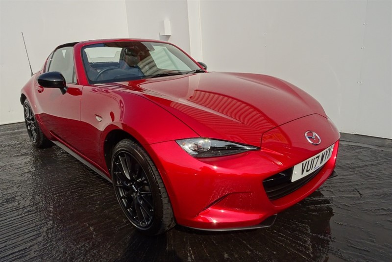 used Mazda MX-5 RF LAUNCH EDITION in wolverhampton-westmidlands