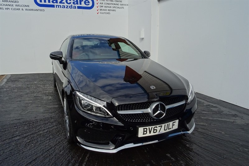 used Mercedes C250 C250 AMG LINE PREMIUM PLUS in wolverhampton-westmidlands