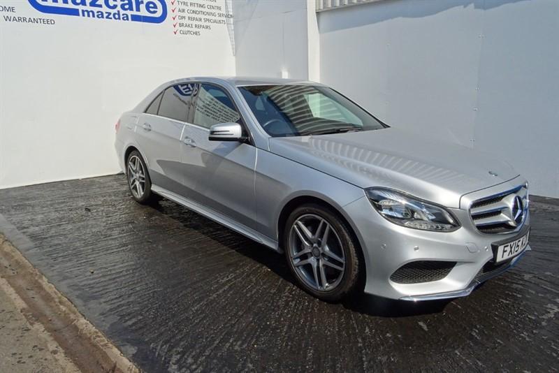 used Mercedes E350 BLUETEC AMG SPORT in wolverhampton-westmidlands
