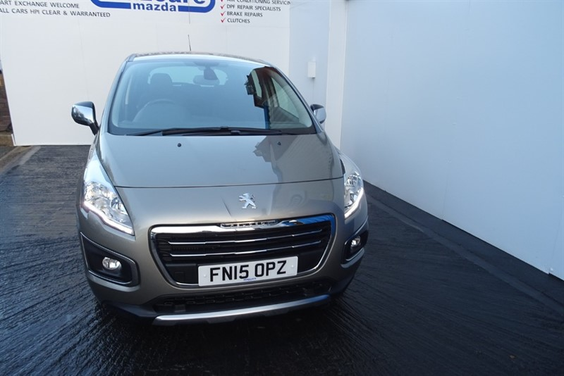 used Peugeot 3008 HDI ACTIVE in wolverhampton-westmidlands