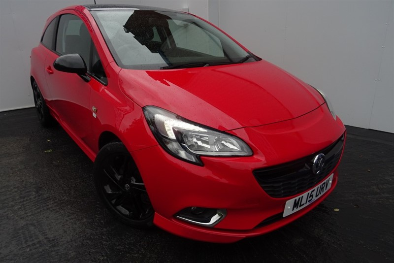 used Vauxhall Corsa 1.4 Turbo Limited Edition in wolverhampton-westmidlands