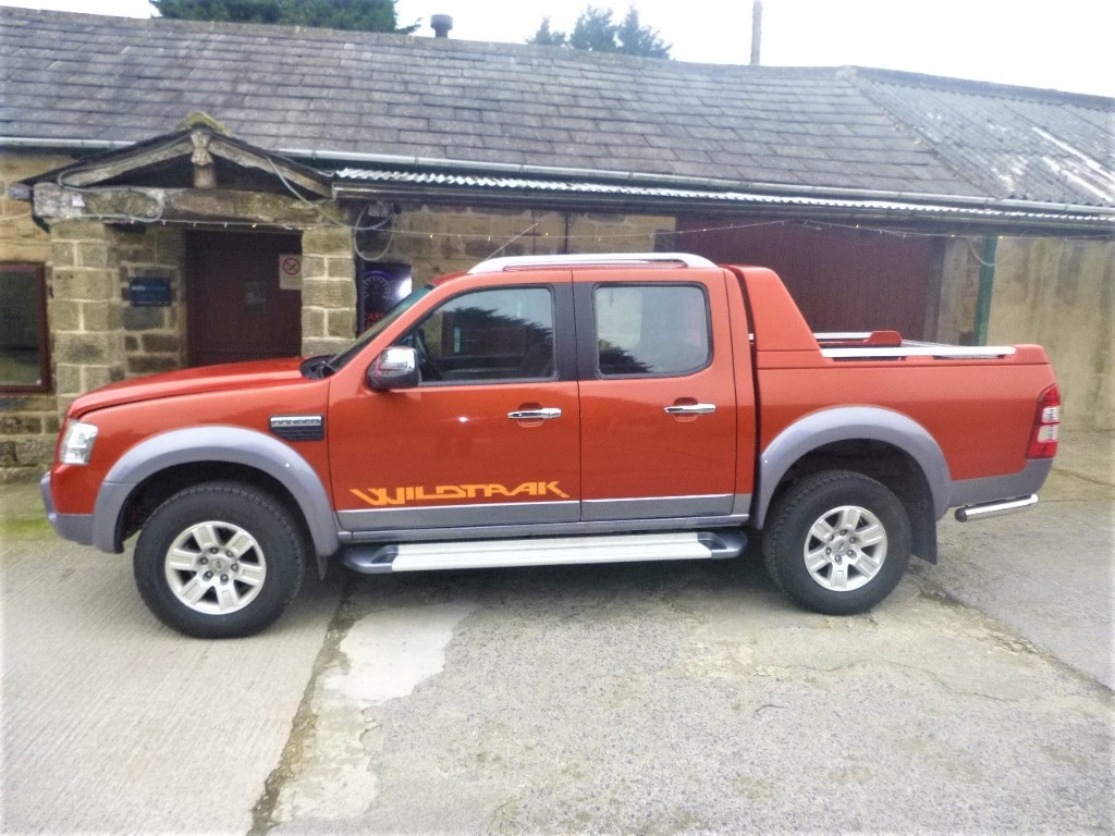 Used ford ranger for sale west yorkshire