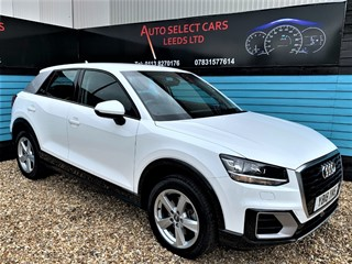 Used Audi Q2 from AS Cars Leeds Ltd