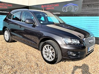 Used Audi Q5 from AS Cars Leeds Ltd