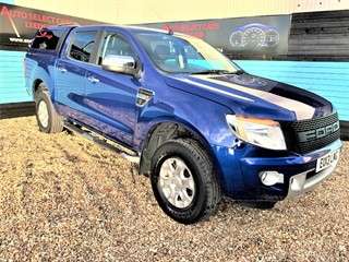 Used Ford Ranger from AS Cars Leeds Ltd