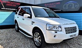 Used Land Rover Freelander from AS Cars Leeds Ltd