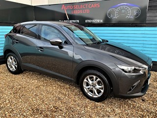 Used Mazda CX-3 from AS Cars Leeds Ltd
