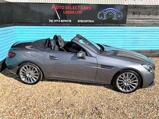 Used Mercedes SLC200 from AS Cars Leeds Ltd