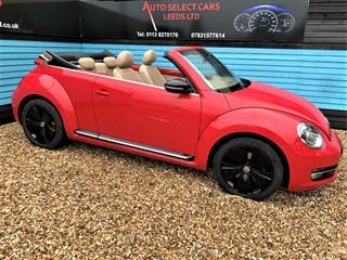Used Volkswagen Beetle from AS Cars Leeds Ltd