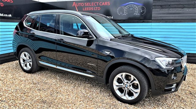 Used BMW X3 in Leeds, West Yorkshire