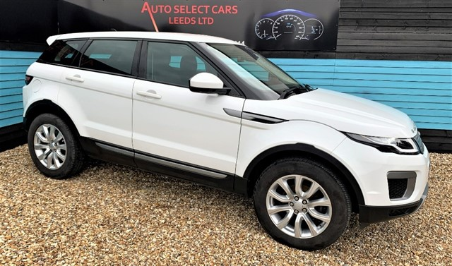 Used Land Rover Range Rover Evoque in Leeds, West Yorkshire