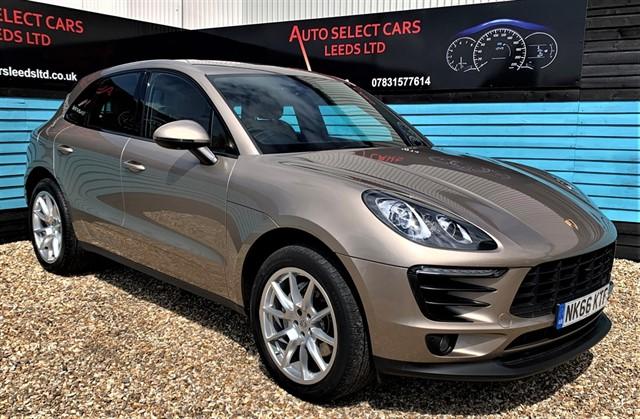 Used Porsche Macan in Leeds, West Yorkshire