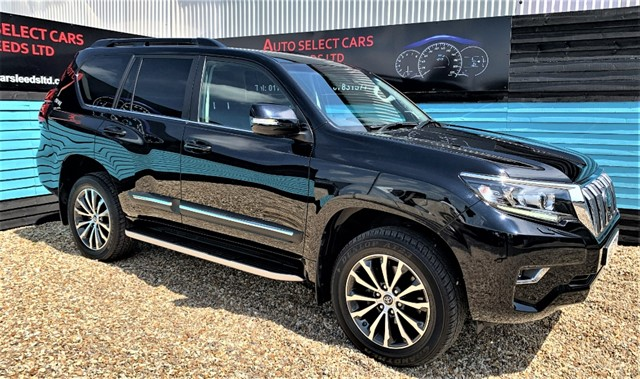 Used Toyota Land Cruiser in Leeds, West Yorkshire