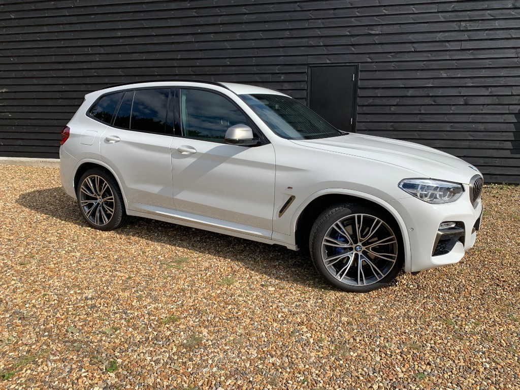 used BMW X3 M40 I in essex