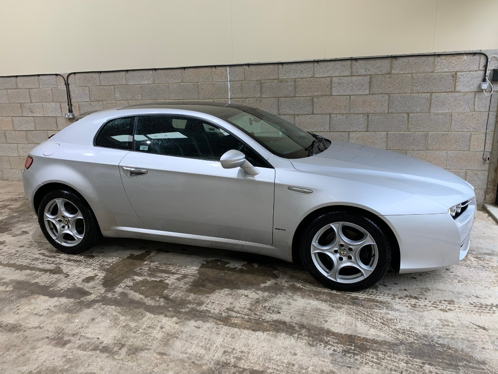 used Alfa Romeo Brera JTS SV in essex