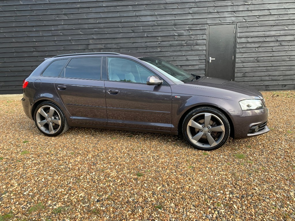 used Audi A3 SPORTBACK TFSI S LINE SPECIAL EDITION in essex