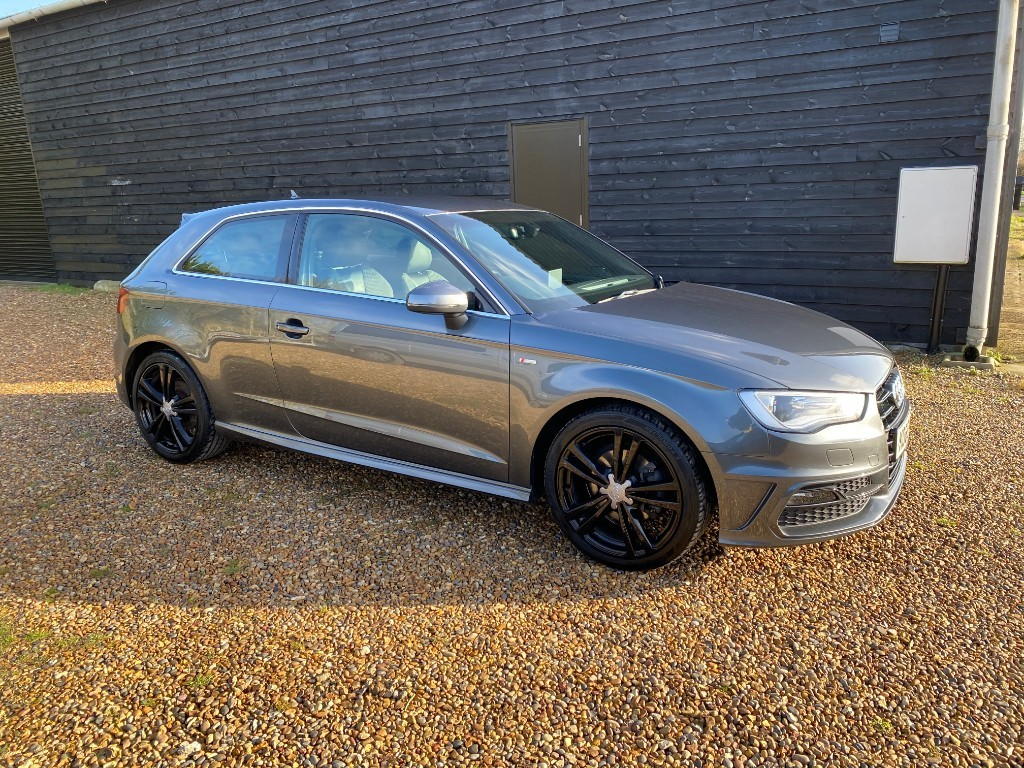 used Audi A3 TFSI S LINE NAV in essex