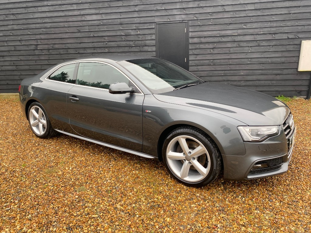 used Audi A5 TFSI S LINE in essex