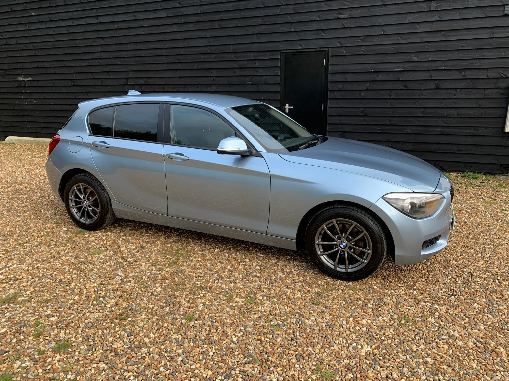 used BMW 116i SE in essex