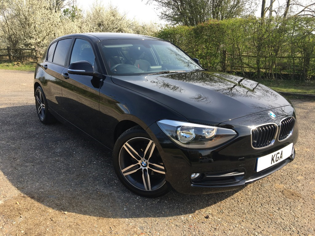 used BMW 116i SPORT in essex