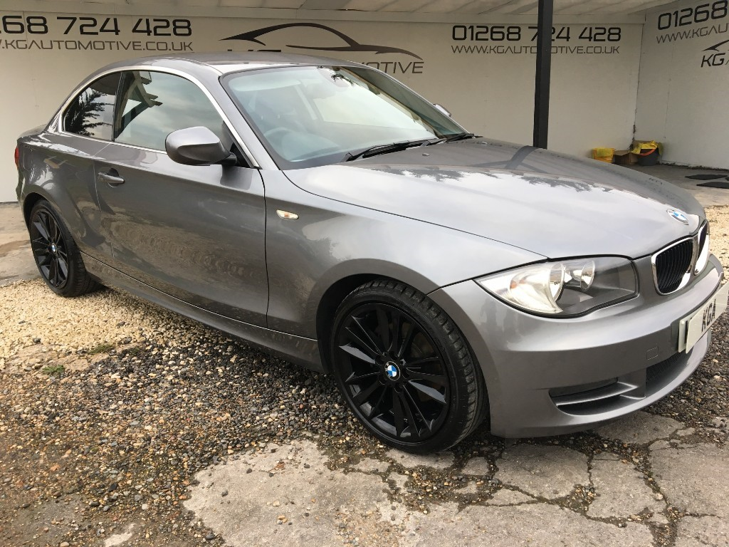 used BMW 125i SE in essex